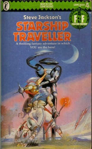 Starship Traveller by Steve   Jackson