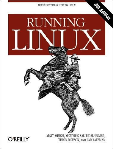 Running Linux by Matt Welsh
