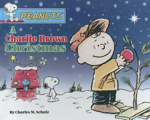 A Charlie Brown Christmas by Charles M. Schulz