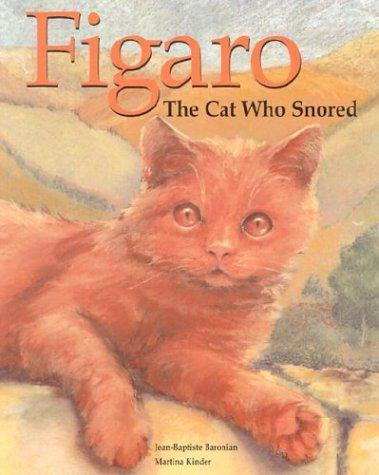 Figaro: The Cat Who Snored