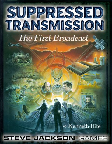 Suppressed Transmission by Kenneth Hite