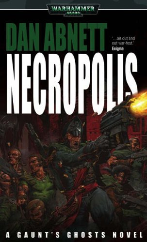 Necropolis by Dan Abnett