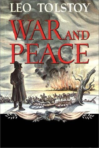 War And Peace   Part 1 Of 4 by Leo Tolstoy