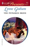 The Petrakos Bride (Greek Tycoons) (Harlequin Presents, #2653)