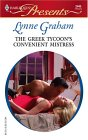 The Greek Tycoon's Convenient Mistress (Greek Tycoons) (Harlequin Presents #2445)