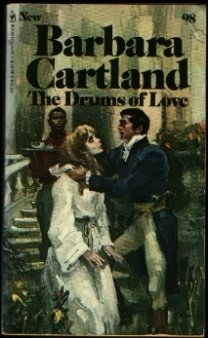 The Drums Of Love by Barbara Cartland
