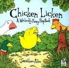 Chicken Licken: A Wickedly Funny Flap Book