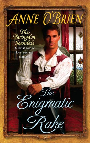 The Enigmatic Rake (The Faringdon Scandals, #3)