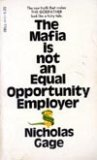 The Mafia is not an equal opportunity employer
