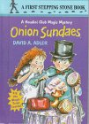 Onion Sundaes (Houdini Club Magic Mystery, #1)