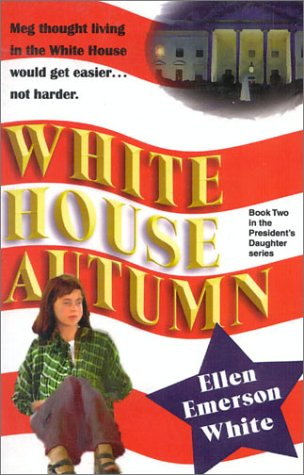 White House Autumn by Ellen Emerson White