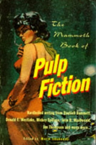 Mammoth Book Of Pulp Fiction