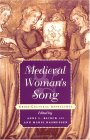 Medieval Woman's Song: Cross-Cultural Approaches