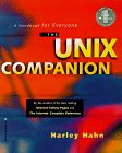 The Unix Companion