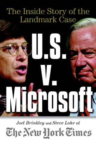 a report on the united states versus microsoft corporation case Where's the pork – an oversight report by openthebookscom – published april 2018 prologue in the private rooms on capitol hill, congressional leaders from both parties assure their colleagues there's nowhere left to cut.