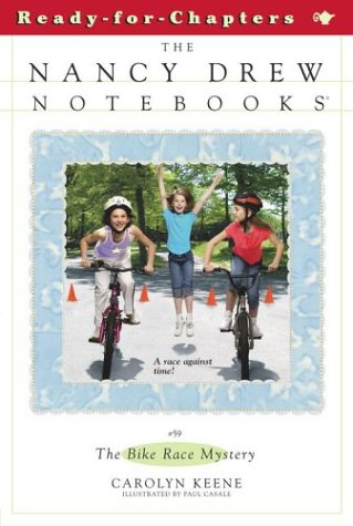 The Bike Race Mystery (Nancy Drew: Notebooks, #59)