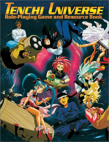 Tenchi Universe by David L. Pulver