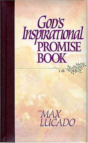 god 39 s inspirational promises by max lucado reviews