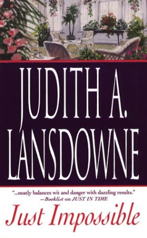 Just Impossible by Judith A. Lansdowne
