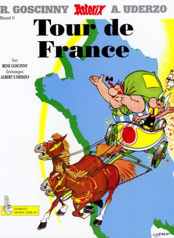 Asterix Tour De France by René Goscinny