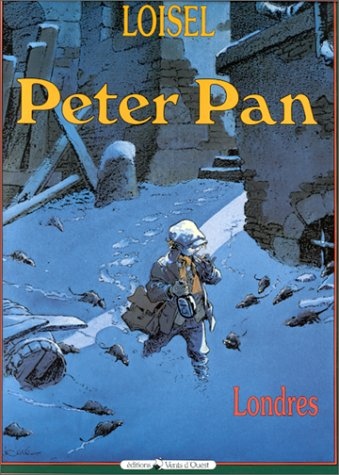 Peter Pan by Régis Loisel