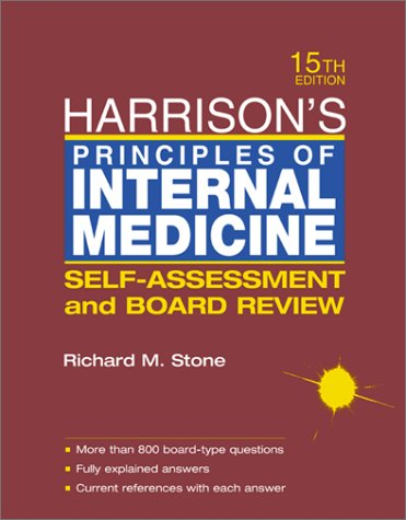Harrison's Principals of Internal Medicine, Self Assessment and Board Review