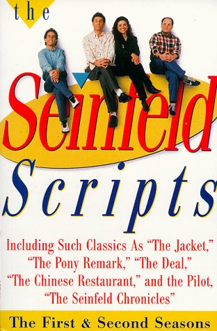 The Seinfeld Scripts by Jerry Seinfeld