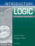 Introductory Logic: Answer Key (4th edition)