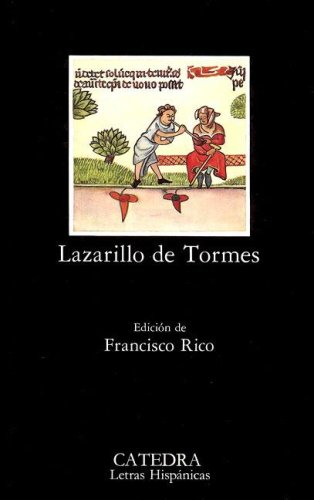 Lazarillo de Tormes by Anonymous