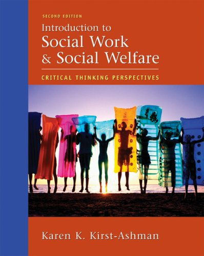 critical thinking skills in social work The essay is an analysis of theories underpinning and key elements of critical social work  this is how critical thinking in  social workers with skills to.