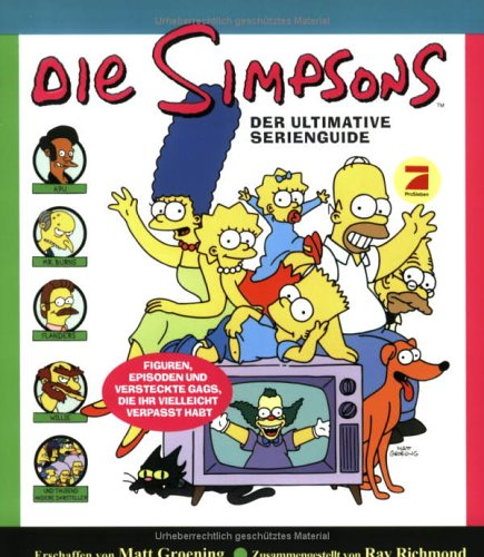 Die Simpsons : der ultimative Serienguide