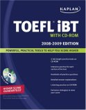 Kaplan TOEFL IBT 2008-2009 Book With Audio-CD