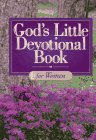 God's Little Devotional For Women (God's Little Devotional Book Series)