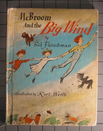 Mc Broom And The Big Wind by Sid Fleischman