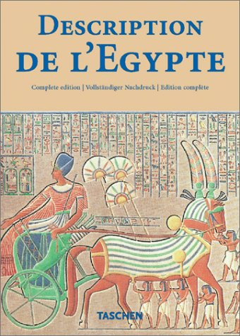 Description de L' Egypte by Kaiser Napoleon I. Bonaparte