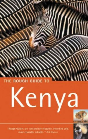 The Rough Guide To Kenya by Richard Trillo
