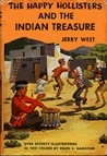 The Happy Hollisters and the Indian Treasure (Happy Hollisters, #4)