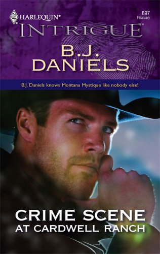 Crime Scene At Cardwell Ranch (Cardwell Ranch #1)