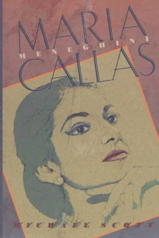 Maria Meneghini Callas by Michael   Scott