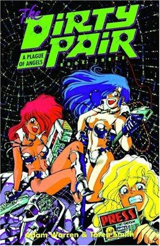 The Dirty Pair 3 by Adam Warren