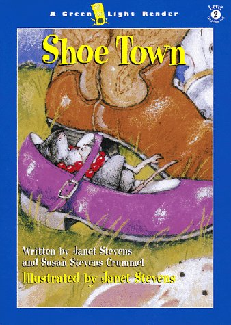 Shoe Town by Janet Stevens