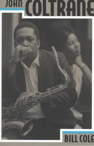 John Coltrane by Bill Cole