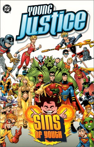 Young Justice by Peter David