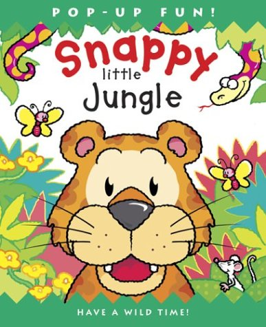 Snappy Little Jungle by Derek Matthews