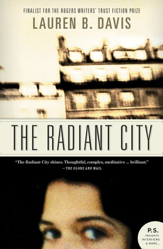 The Radiant city by Lauren B. Davis