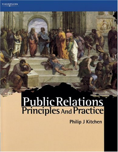 Public Relations: Principles and Practice