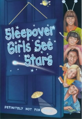 Sleepover Girls See Stars by Sue Mongredien