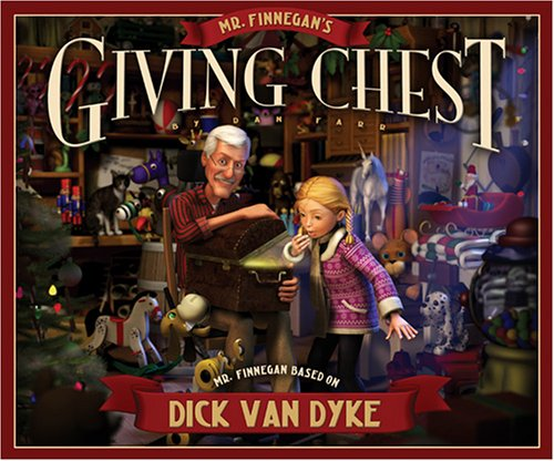 Mr. Finnegan's Giving Chest [With CD]