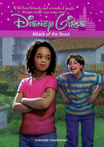 Attack of the Beast (Disney Girls #2)