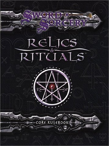 Relics and Rituals (D20 Generic System) by Scott Alvarado